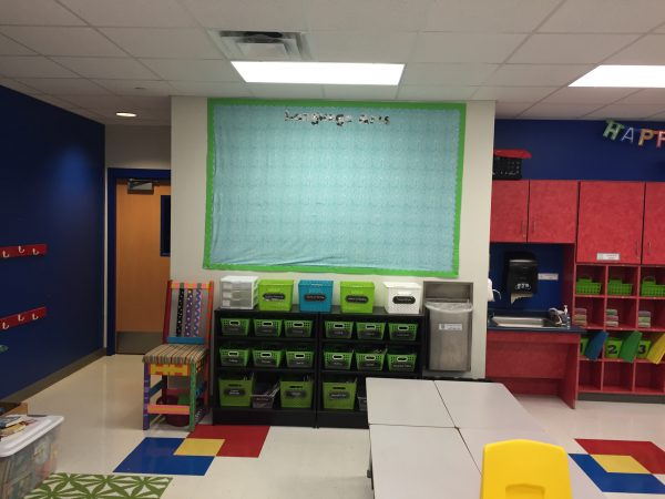 A classroom tour of an elementary classroom. This second grade classroom features a classroom library, an organized teaching area, student materials and much more.