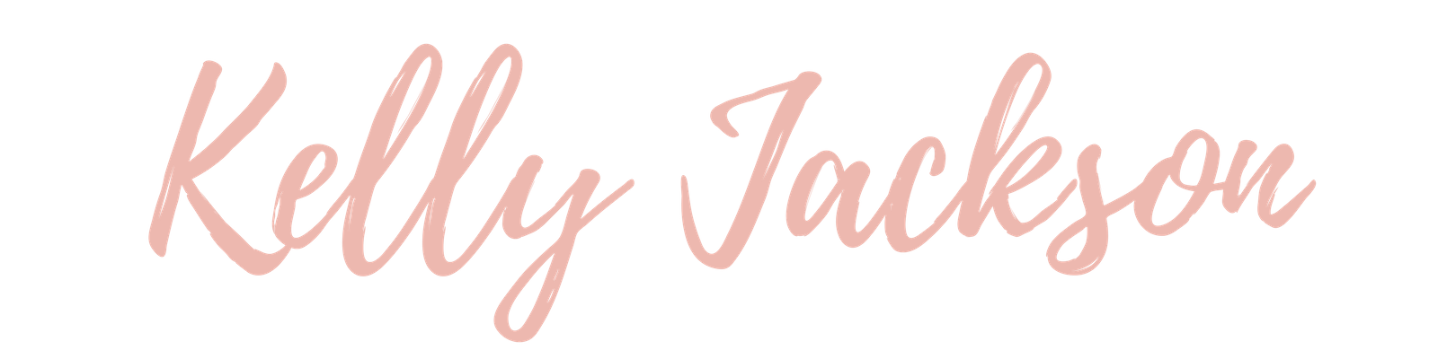 Kelly Jackson signature