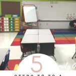Declutter your classroom with a few simple steps.