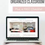 Follow these steps to set up a classroom as a first year teacher. Create organization routines that will last all year long using these practical steps.