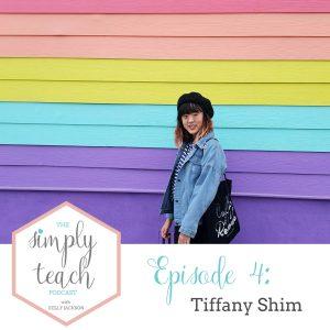 Simply Teach Podcast- a podcast for teachers by teachers
