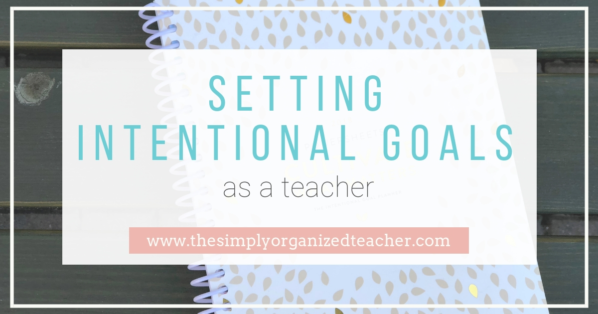 It is time we stopped putting ourselves on the backburner. As teachers, we should be setting both professional and personal goals. The Powersheets Goal Planner is a powerful resource created to help YOU pursue your goals. This is a great resource for teachers who are setting goals at the beginning of the new year!