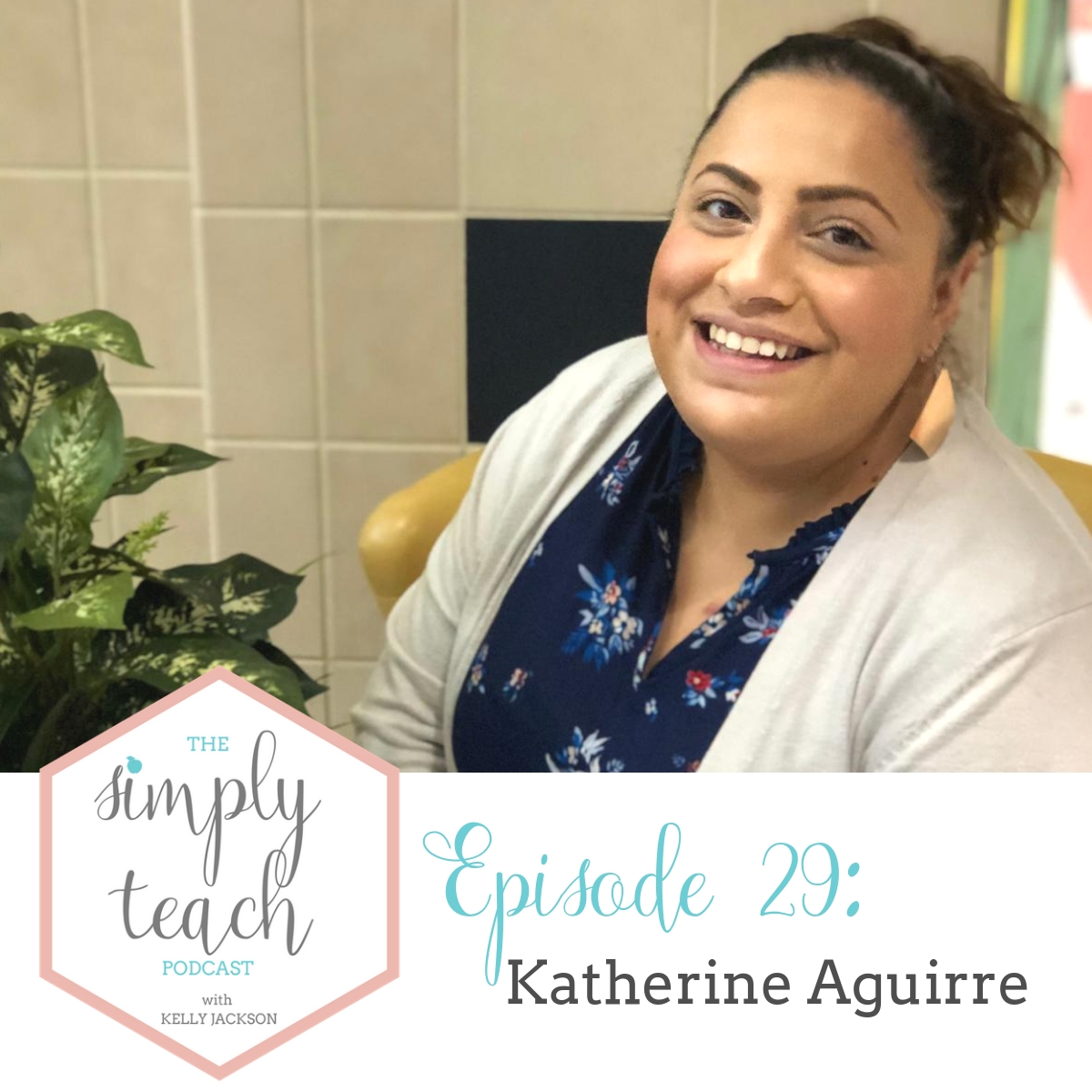 Simply Teach- a podcast for teachers, by teachers. In this episode we talk about all things related to working with ELL students. Regardless of where you teach, we are all teaching students whose native language is not English. The strategies Katherine shares will be really helpful to any teacher looking to improve their way of teaching and communicating with students.