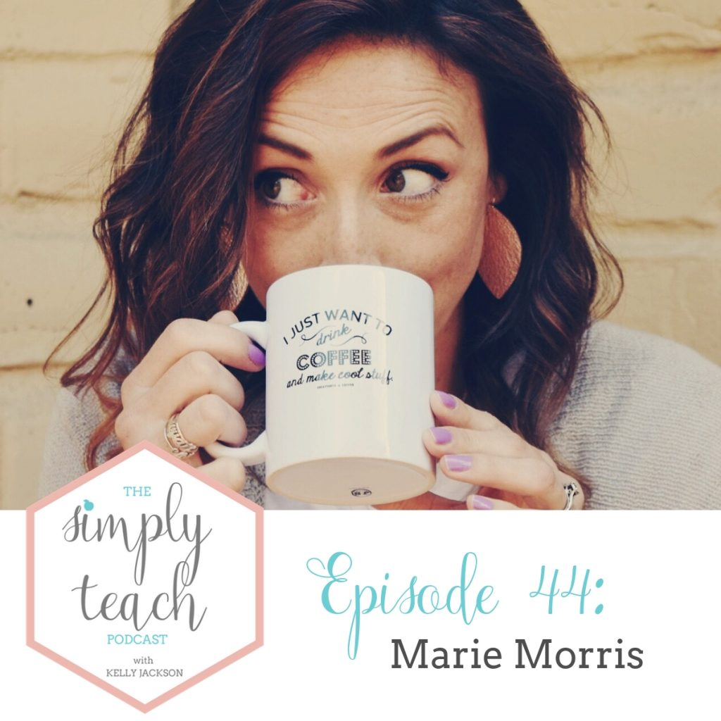Simply Teach- a podcast for teachers, by teachers. In this episode Marie and I chat best practices for engaging students in a high school classroom and how to deal with behavior in the secondary classroom.