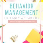 Develop behavior management plans for the elementary classroom with this guide.