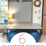 Looking to establish routines for the new school year. This list will guide first year teachers to establishing must have routines for their classroom.