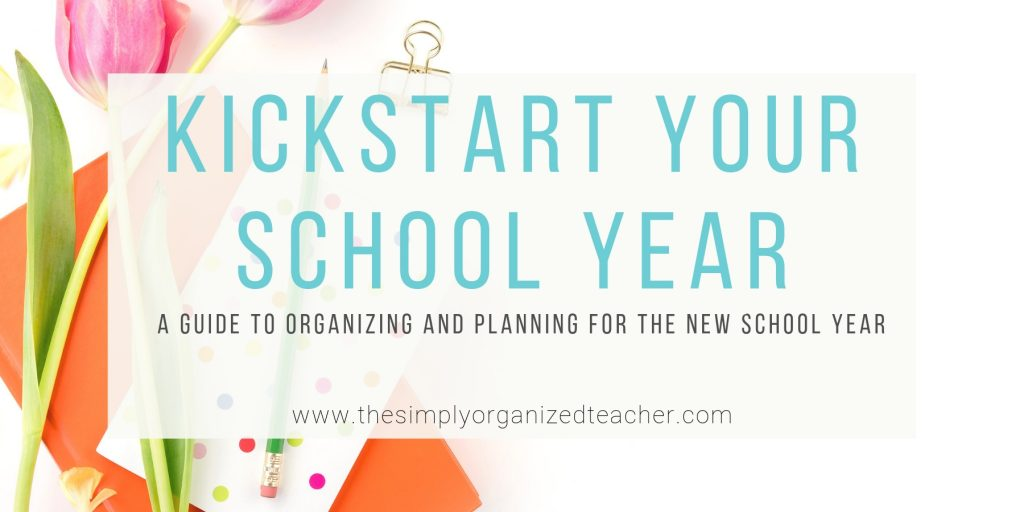 Looking to plan for the new school year over the summer? This course helps teachers map out a plan for their new school year, set up their classrooms in an organized way, and create management plans.