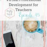 Improve yourself as a teacher by participating in summer professional development geared towards your specific needs. These courses and online trainings are designed to help teachers right where they are!