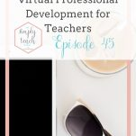 Looking to grow as an elementary teacher this summer? These online educational courses are great for summer professional development for elementary teachers.
