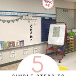 Teachers can set up and organize their classroom in an organized way by following these unpacking steps.