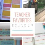 Looking for teacher's favorite products- both professional and personal? This post shares 10 things I am loving right now!