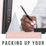 Pack-up your classroom with ease and organization using the steps in this free resource