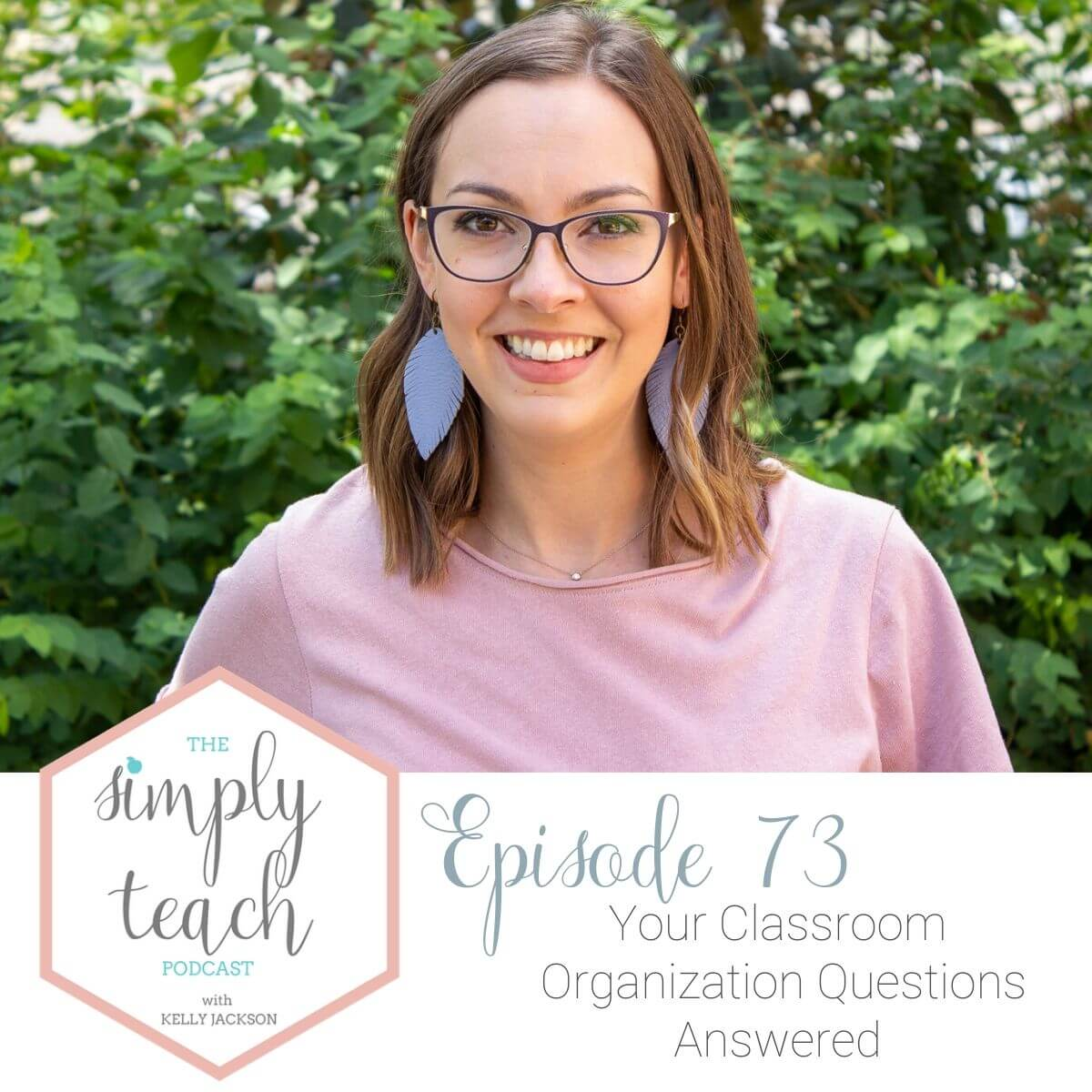 Do you find yourself wondering the same questions over and over? How to organize all the student papers, what to prioritize and what to leave behind? This podcast episode answers your most pressing classroom organization questions!