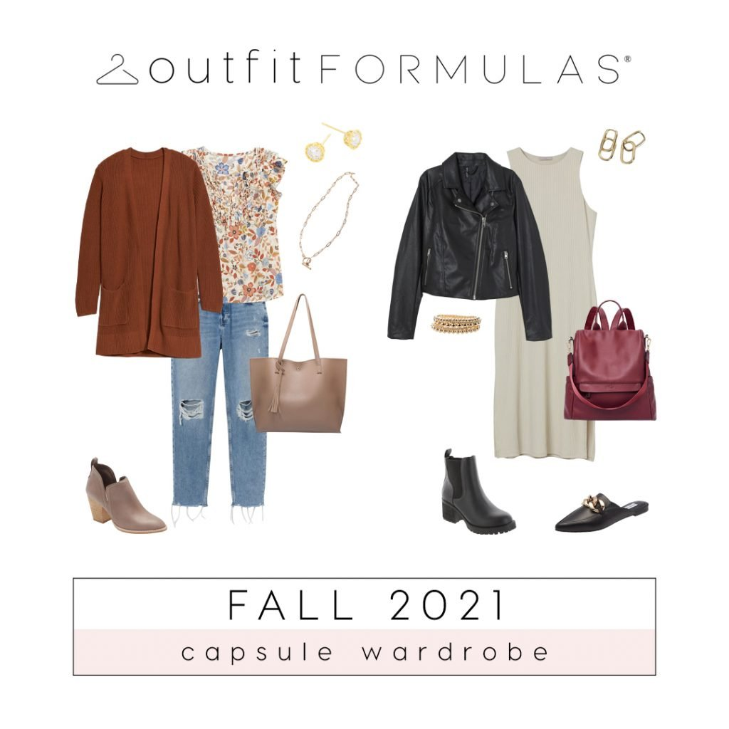 Photo outfit ideas for fall 2021